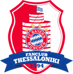 FC Bayern Fanclub Thessaloniki Greece logo